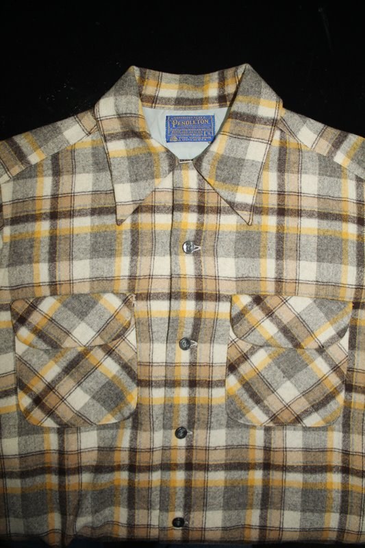 Pendleton 펜들턴 pure virgin wool 100% made in USA.